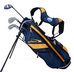 Brand New Ciscobay Blue Star Kids Golf Clubs Junior Club Set