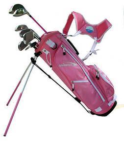 Brand New Ciscobay Golf Teen Junior Golf Clubs Girls PINK Se