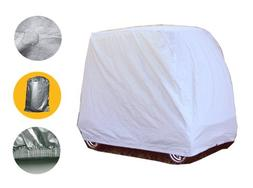 Brightent 2-4 Passengers Golf Cart Cover For Yamaha EZ-GO Cl