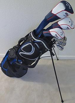 Callaway Complete Mens Golf Set Clubs Driver, Fairway Wood,