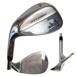 Confidence Golf Carbon Steel 6006 Mens Right Hand Lob Wedge