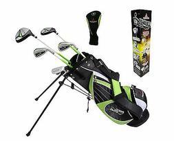 8 - 10 yr/ LH Kids/ Junior Kids Golf Club Set - Ages 8-10 -
