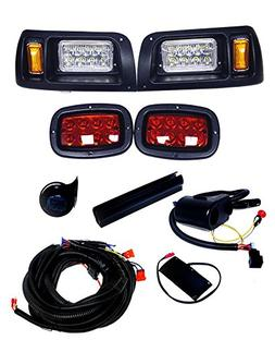 3G Club CAR DS Deluxe LED Light KIT  1993+
