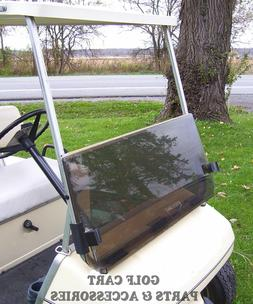 Club Car DS Tinted Fold Down Acrylic Windshield 2000.5 - Gol
