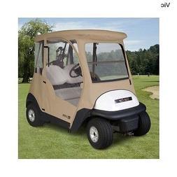 Fairway Club Car Golf Cart Enclosure Storage Rain Cover Acce