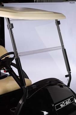 Club Car Precedent Clear Fold Down Impact Resistant Windshie