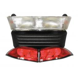 Parts Direct Club Car Precedent Golf Cart Light Bar Bumper K