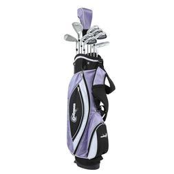 Confidence Golf Lady Power V3 Club Set & Stand Bag