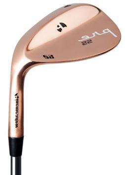 Pinemeadow Golf Pre Copper Wedge, Right Hand, Steel, Regular