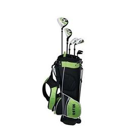 Nitro Crossfire Junior 8 Piece Golf Set, Right Hand, Ages 9-