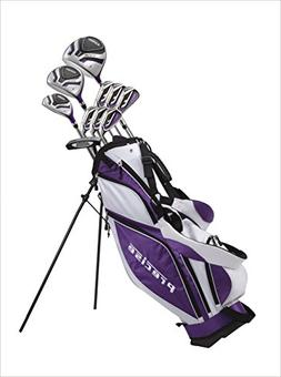 Custom made Ladies Tall Complete Right Hand Golf Club set fo
