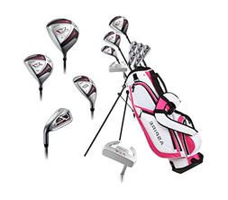 Top Performance New Deluxe Ladies Complete Golf Package Set