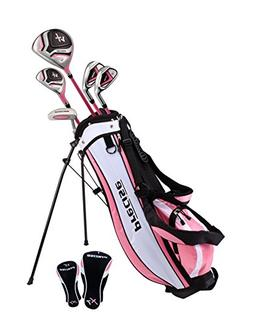 Precise Distinctive Girls Right Handed Pink Junior Golf Club