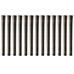 Winn DriTac Lite Standard Dark Gray Golf Grip Bundle