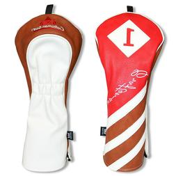 Craftsman Golf Driver Club Head Cover Wood 1 Headcover For C