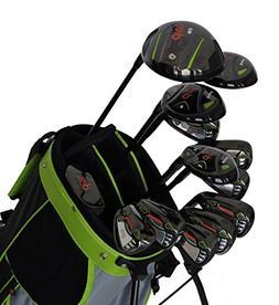 Droc - Nikki Signature Series 13 Pieces Right Hand Golf Club