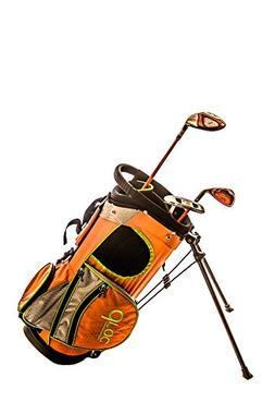 Droc - Mica Series 3 Pcs Golf Clubs Set & Golf Bag Age 3 - 6
