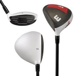Palm Springs Golf E2i MRH Senior Flex 15° Titanium White 3