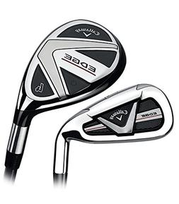 Callaway Golf Men'sEdge 8-Piece All Golf Hybrid Irons Set