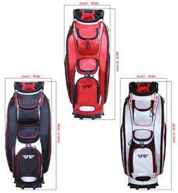EG Eagole 14 Way Full Length Divider,10 Pockets Golf Cart Ba