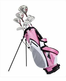 Precise ES Ladies Women's Complete Right Handed Golf Club Se