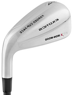 Tour Edge Exotics CBX Iron-Wood Project X Hazardous Black 85