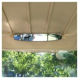 "10L0L 16.5"" Extra Wide 180 degree Panoramic Rear View Mirror"