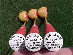 Ping Eye 2 Golf Clubs Refinish Woods set Driver 3 5 w New La