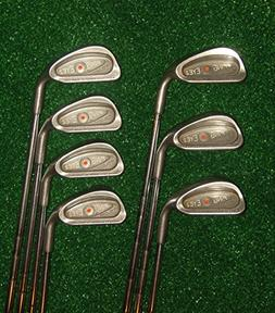 Ping Eye 2 Right-Handed Iron Set Steel Stiff