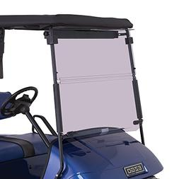 EZGO TXT 1995-2013 Tinted Fold Down Impact Resistant Windshi