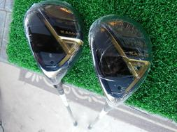 Cobra F-MAX Gold 5H & 7H Hybrid Set - NEW IN THE WRAPPER
