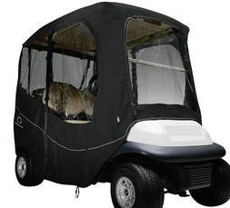 Classic Accessories Fairway Deluxe Golf Car Enclosure, Short