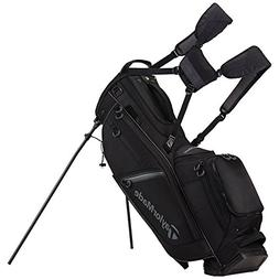 TaylorMade FlexTech Crossover Golf Stand Bag Black New 2017