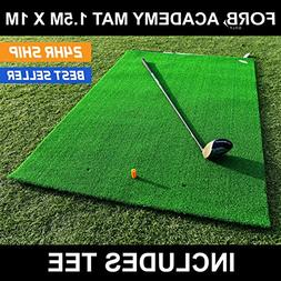 FORB Academy Golf Practice Mat  – Roll Down Fairway Mat Le