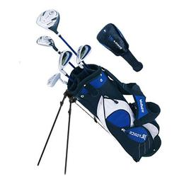 Winfield Junior Force Kids Golf Clubs Set / Ages 9-12 Blue /