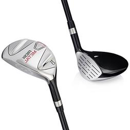 Founders Club Fresh Metal 33 Degree  #15 Fairway Wood Regula