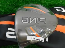 PING G812 Junior 15* Driver Youth Graphite with Headcover 8-
