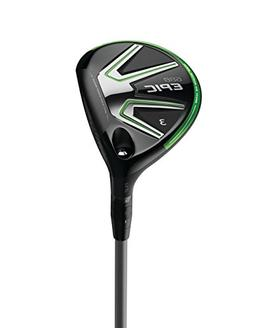 Callaway Golf 2017 Great Big Bertha Men's Epic Fairway, Righ