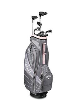 Callaway Golf 2018 Solaire Complete 8-Piece Golf Set, Right