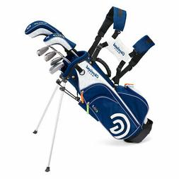 Cleveland Golf 2019 Junior Set Medium Driver, Hybrid, 7i,9i,