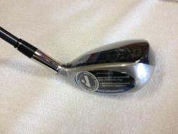 Adams Golf A12 Hybrid #4 21 deg RH Right-Handed Regular Flex
