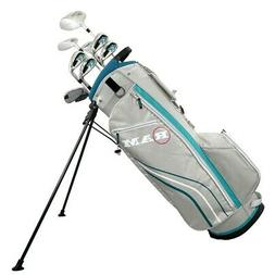 golf accubar 12pc ladies petite golf clubs