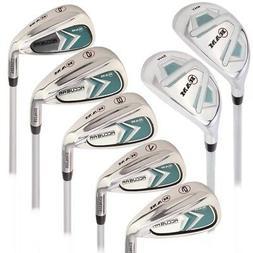 Ram Golf Accubar Ladies Right Hand Graphite Iron Set 6-PW -