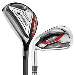 TaylorMade Golf- Aeroburner HL Combo Irons Graphite
