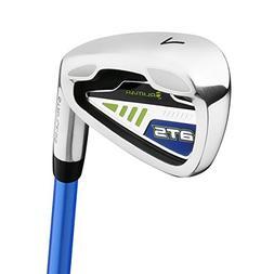 Orlimar Golf ATS Junior Boy's Blue/Lime Golf #7 Iron