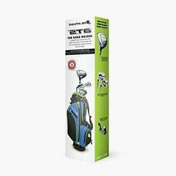 Orlimar Golf ATS Junior Boy's Blue/Lime Kids Golf Set