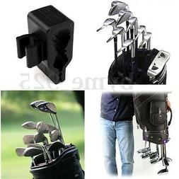 14x Golf Bag Organizer Club Putter Clip Holder Set for All W