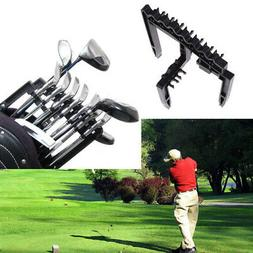 Golf Bag Golf Clubs Holder Iron Club Holder Holds Above Bag