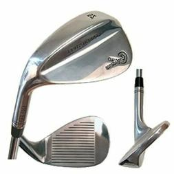 Confidence Golf Carbon Steel 5212 Mens Right Hand Gap Wedge