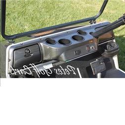 Golf Cart Dash Kit Carbon Fiber Club Car DS